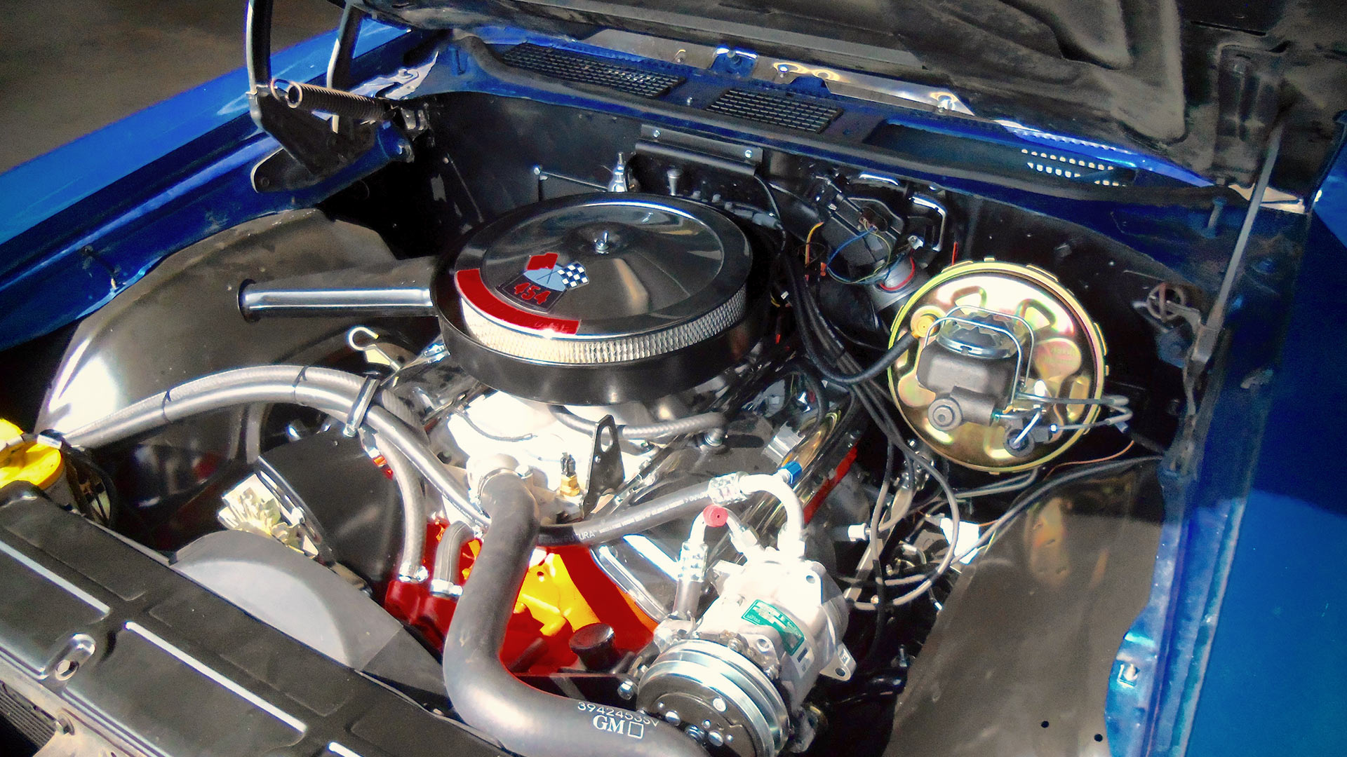 1970 Chevelle Daily Driver Restoration Part 1 70 Chevy Wiring For Alternator Power Mods Completed